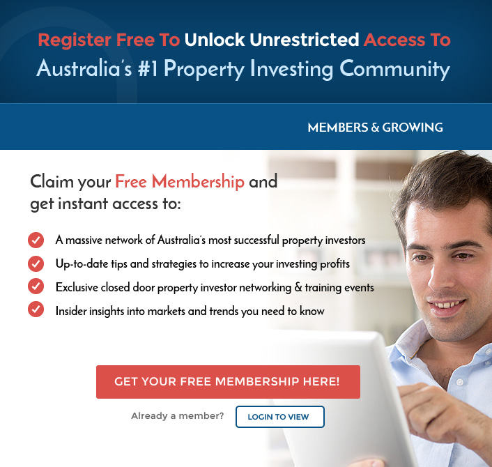 Register Free To Unlock Unrestricted Access To PropertyInvesting.com