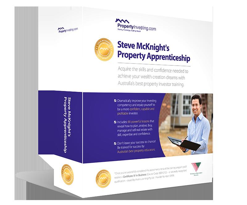 Steve McKnight's Property Apprenticeship Course