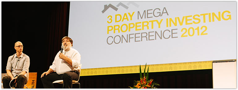 derek gehl property investing mega conference