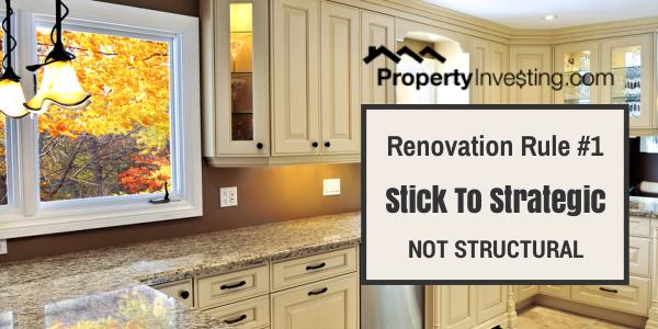 Renovation Rule 1