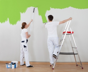 house painting cost diy or hire