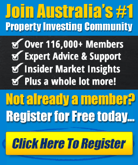 Join Australia's #1 Property Investing Community