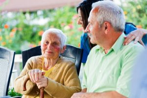 accommodation for aged or dependent persons