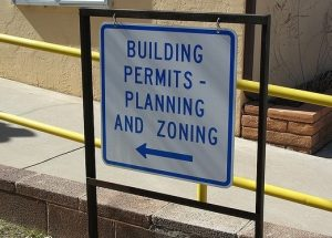 Zoning Of The Area