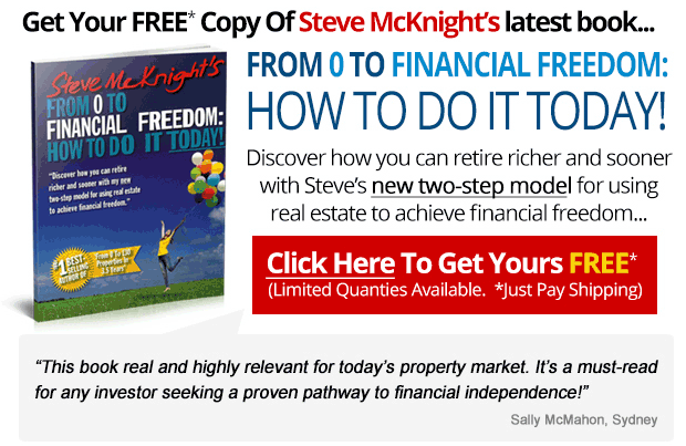 Get Your *FREE Copy Of Steve McKnight's latest book