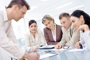Meet Regularly With Your Team