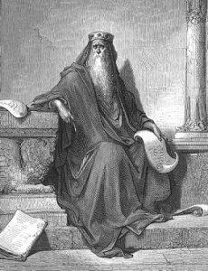 King Solomon of Israel