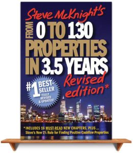 Steve McKnight's first book