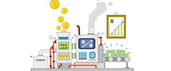 Cash-Flow Machine