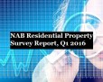 The NAB Residential Property Survey Report for Q1 2016
