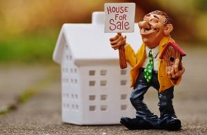sell his property