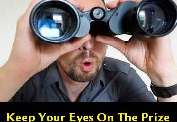 Keep Your Eyes On The Prize - featured