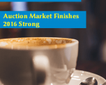Auction Market Finishes 2016 Strong