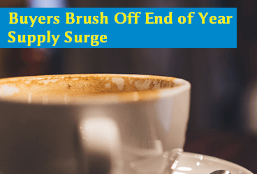 Buyers Brush Off End of Year Supply Surge - featured