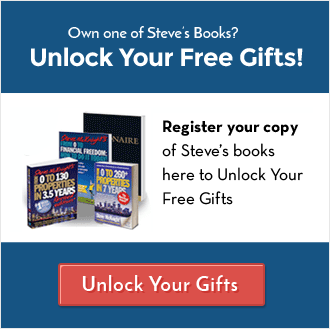 Own one of Steve's Books? Unlock Your Free Gifts Here!