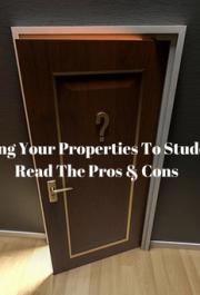 student rental property