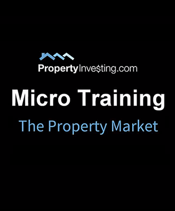 Microtraining #1 - The Property Market