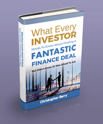 What Every Investor Needs To Know About Finding A Fantastic Finance Deal
