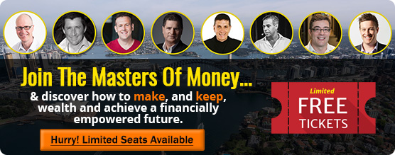 2019 Money Magnet Symposium - Discover how to make, and keep, more money and achieve a financially empowered future