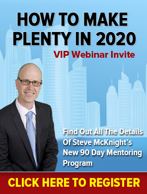 Find Out All The Details Of Steve McKnight's New 90 Day Mentoring Program